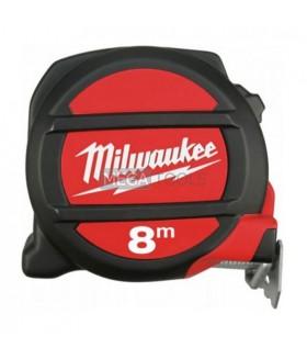 Milwaukee  8m Metric Tape Measure Magnetic Tip 48225308