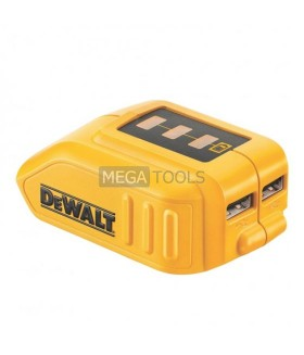 DEWALT DCB090 USB BATTERY ADAPTER CHARGER