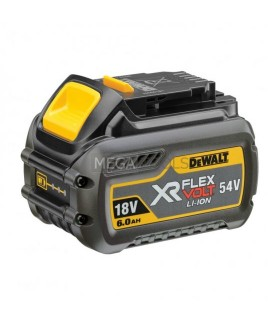 DEWALT DCB546 XR FLEXVOLT 54V 6.0AH BATTERY