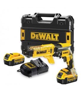 Dewalt DCF620N / DCF6201 XR 18v Collated Brushless Drywall Screwdriver Screwdriver + Battery