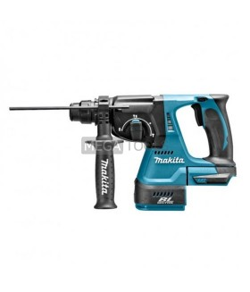 MAKITA DHR242Z 18V ROTARY HAMMER SDS+ 24MM