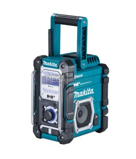 MAKITA JOB SITE RADIO DMR112 DAB & BLUETOOTH