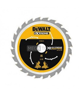 DEWALT EXTREME DT99566-QZ XR 210 X 30 X 36T EXTREME RUN TIME SAW BLADE