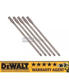 DeWalt DT7206 PR2 PH2 Drywall Screwdriver Bits DCF6201 DCF620 – Pack of 5