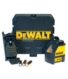 Dewalt 2 Way Self-Levelling Line Laser (Horizontal and Vertical) DW088K