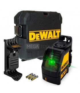 Dewalt DW088CG 2 Way Self-Levelling Cross Line Green Laser