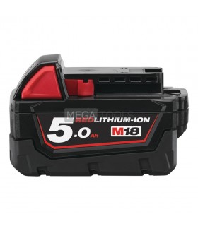 Milwaukee M18B5 18V 5.0Ah Lithium-Ion Battery (Body Only)