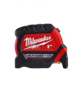 MILWAUKEE 4932464599 5M MAGNETIC TAPE MEASURE (METRIC ONLY)