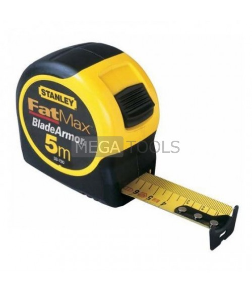 STA033720 STANLEY 5M FATMAX TAPE - METRIC ONLY