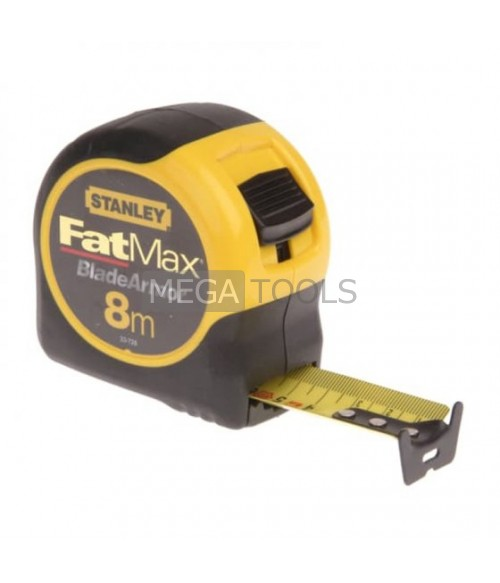 STA033728 STANLEY 8M FATMAX TAPE - METRIC ONLY