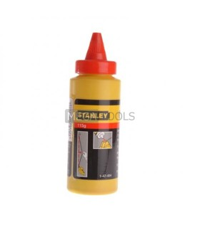 STANLEY 1-47-404 RED CHALK REFILL 115G