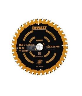 DEWALT DT10640 165 X 20 X 40T EXTREME FRAMING BLADE
