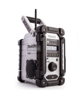 MAKITA DMR109W WHITE DAB JOB SITE DAB RADIO
