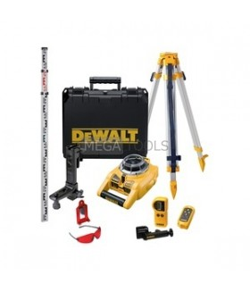 DEWALT Self-Levelling Horizontal and Vertical Rotary Laser DW075PK