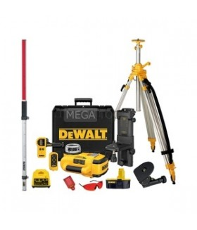 DEWALT Horizontal and Vertical Rotary Laser Kit DW079PKH