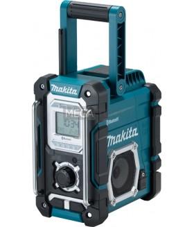 Makita  DMR108 JOB SITE RADIO WITH BLUETOOTH