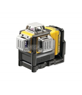 DEWALT DCE089NR-XJ  - SELF LEVELLING X3 360 1080 CROSS LINE LASER 10,8V RED